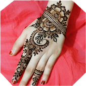 New Simple Mehndi Design