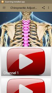 Chiropractic Adjustments App 1.0