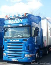 Photo: SCANIA R 420   ----> www.truck-pics.eu