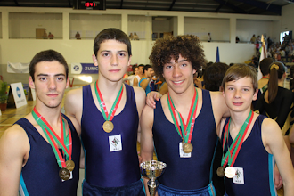 Photo: Campeões nacionais por equipas - juniores