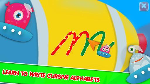 Cursive Writing Teacher 30 screenshots 1