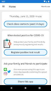 COCOA – COVID-19 Contact App 2