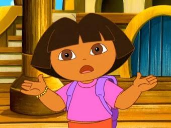 Dora et les pirates - partie 2