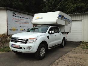 Photo: Die Nordstar Camp Compact ist nun auf einem Ranger Doka unterwegs.  Infos zur Kabine finden Sie hier: http://www.nordstar.de/nordstar-modelle/camp-compact/index.html