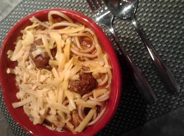 Speedy Gonzales Spaghetti!