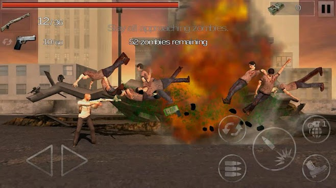 The Zombie: Gundead v1.1.3