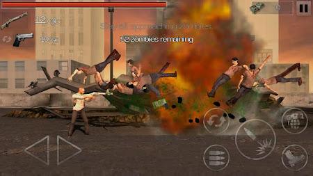 The Zombie: Gundead 1.0.12 screenshot 138105