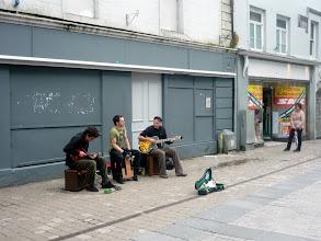 Photo: ....an awesome Irish band