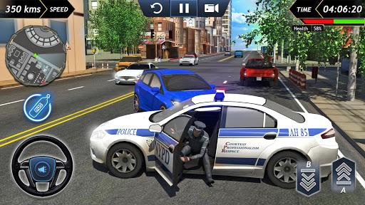 Crime City - Police Car Simulator 1.6 screenshots 2