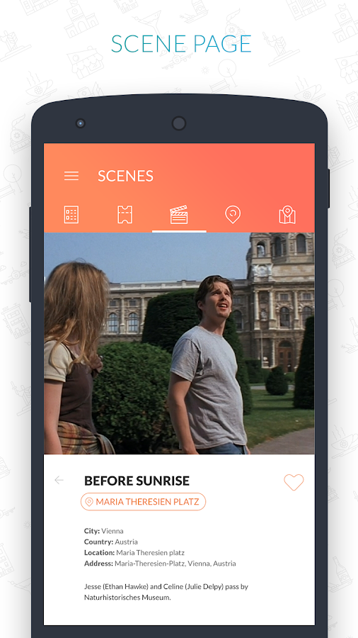 MovieTrip- screenshot