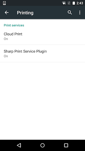 Sharp Print Service Plugin 1.0.3 Windows u7528 1