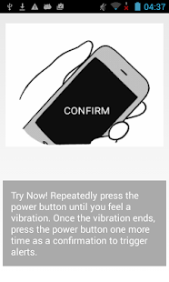 Panic Button (Unsupported)- screenshot thumbnail