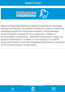 Radiologie Dentara- screenshot thumbnail
