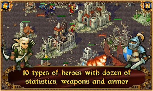 Majesty: The Fantasy Kingdom Sim Apk Download For Android and Iphone 2