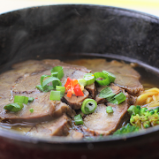 House Special Beef Noodle Soup
