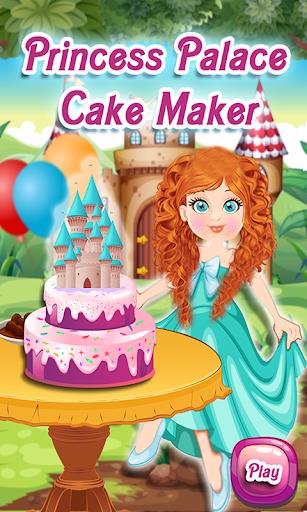 Princess Palace cake maker Fun