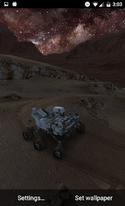 My Mars (3D Live Wallpaper) v1.4 (Patched)