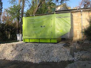 Photo: Generator Volvo 305 kVA, Hotel Mamaia - Constanta