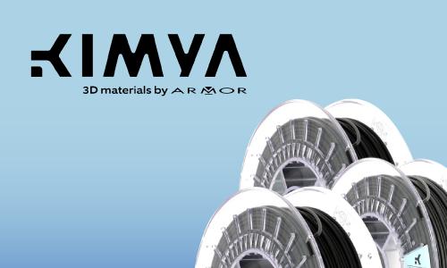 Kimya 3D Printing Filament by Armor Group