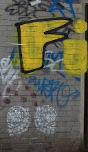 Photo: Stencil; Schnecken & Ratten: Unknown Artist