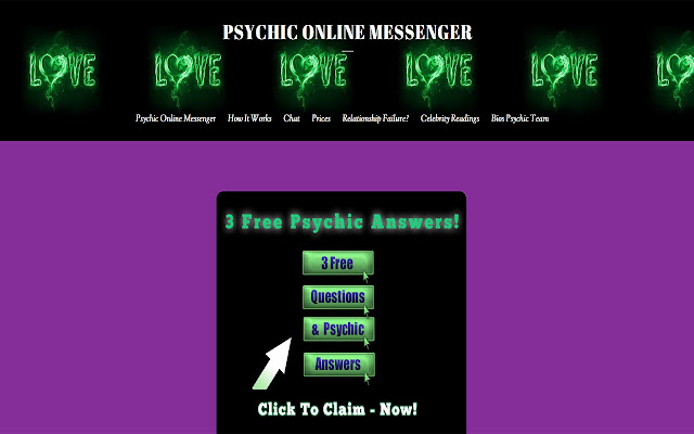 Psychic Messenger 3 Free Psychic Answers
