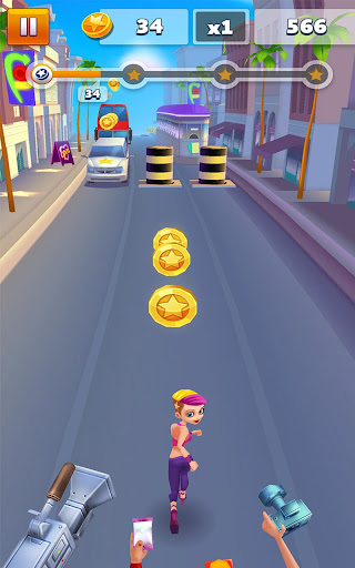 Hollywood Rush screenshot 18