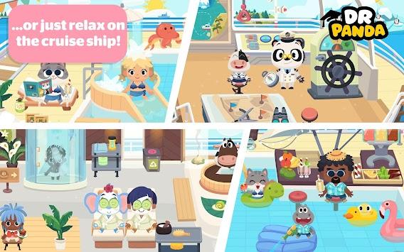 Dr. Panda Town: Vacation