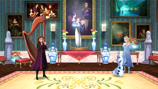 Disney Frozen Adventures: Customize the Kingdom apkmr screenshots 8
