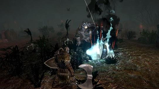 Download Animus Harbinger APK MOD Dark Souls Full Version Unlocked 1