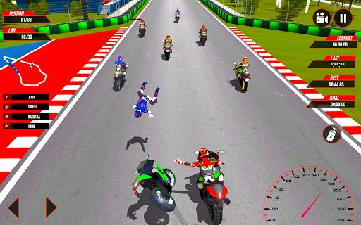 Bike Racing Game Free screenshots 7