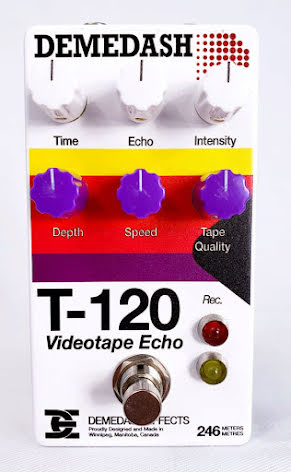 Demedash T-120 Videotape Echo