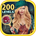 Hidden Object Games 200 Levels : Haunted Resort icon