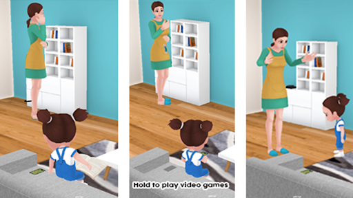 Naughty Kids screenshot 4