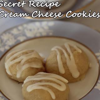 Secret Cream Cheese Cookies