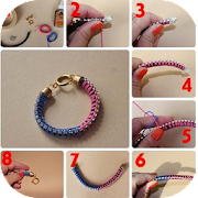 Easy Bracelet Tutorials