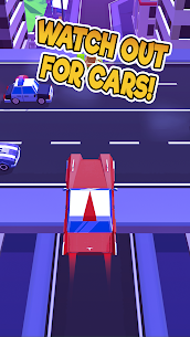 Taxi Run – Crazy Driver MOD (Unlimited Money/Cars/Skins) 5