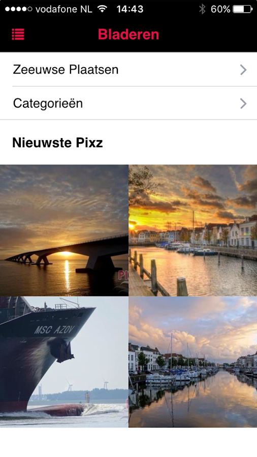 PIXZ: screenshot