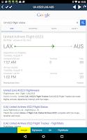 Screenshot of Austin Airport (AUS)