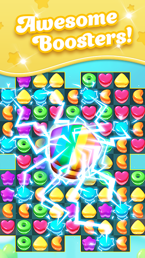 Fruit Candy Blast Match 3 Game: Sweet Cookie Mania 2.0.76 screenshots 1