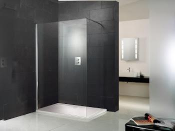 Paroi de douche fixe à l'italienne Walk In, Espace 8