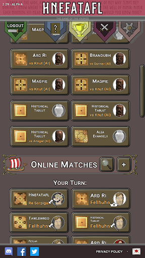 Hnefatafl 3.41 screenshots 6
