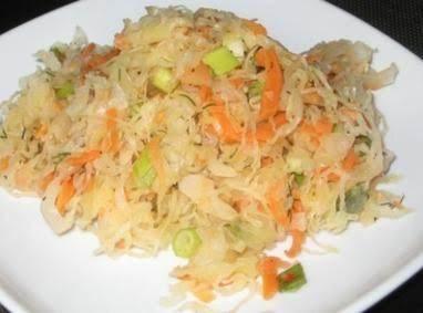 Sauerkraut Salad 9 Just A Pinch Recipes