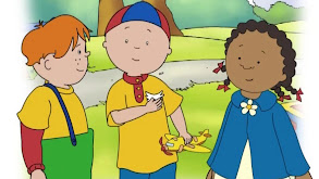 Caillou the Helper thumbnail