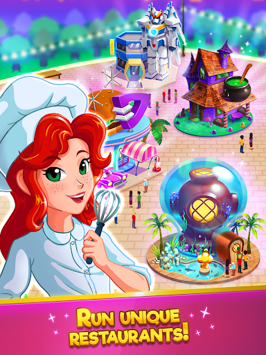 Chef Rescue - Cooking & Restaurant Management Game 2.8 screenshots 14