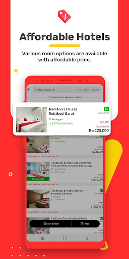 RedDoorz u2013 Hotel Booking App screenshots 5