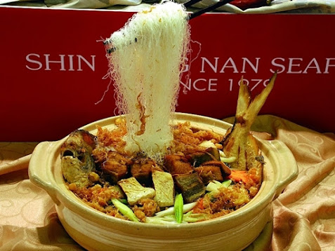 白鯧米粉鍋
