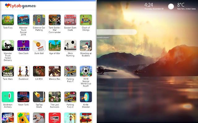 Star Wars Wallpapers HD New Tab
