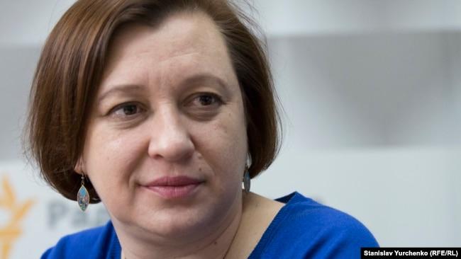 Эксперт Крымской правозащитной группы Ирина Седова