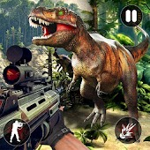 Ultimate Dino Hunting 2018 - Dinosaur Safari Games