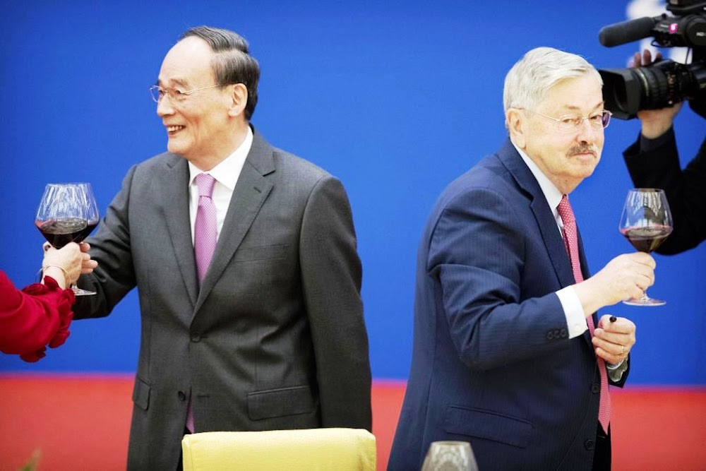 US hopes China will ease tight restrictions on diplomats